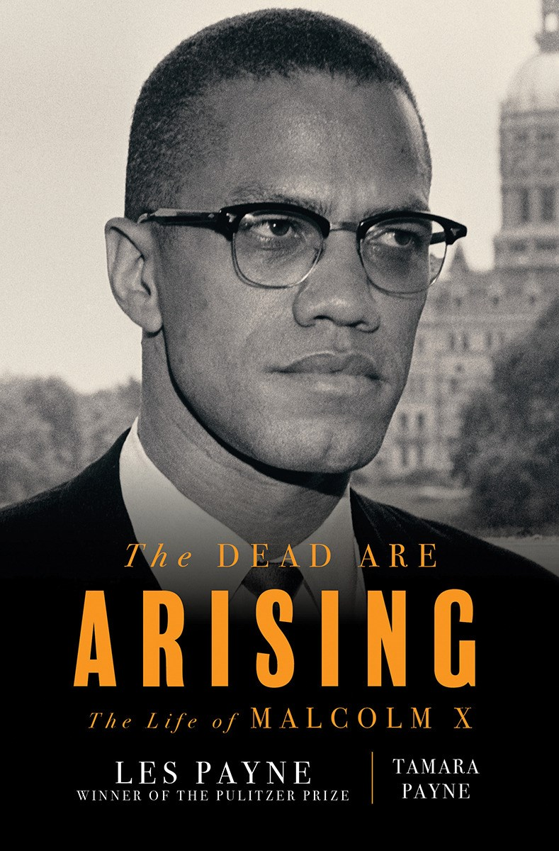 "Image of ""The Dead Are Arising: The Life of Malcolm X"""