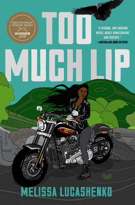 "Image for ""Too Much Lip"""