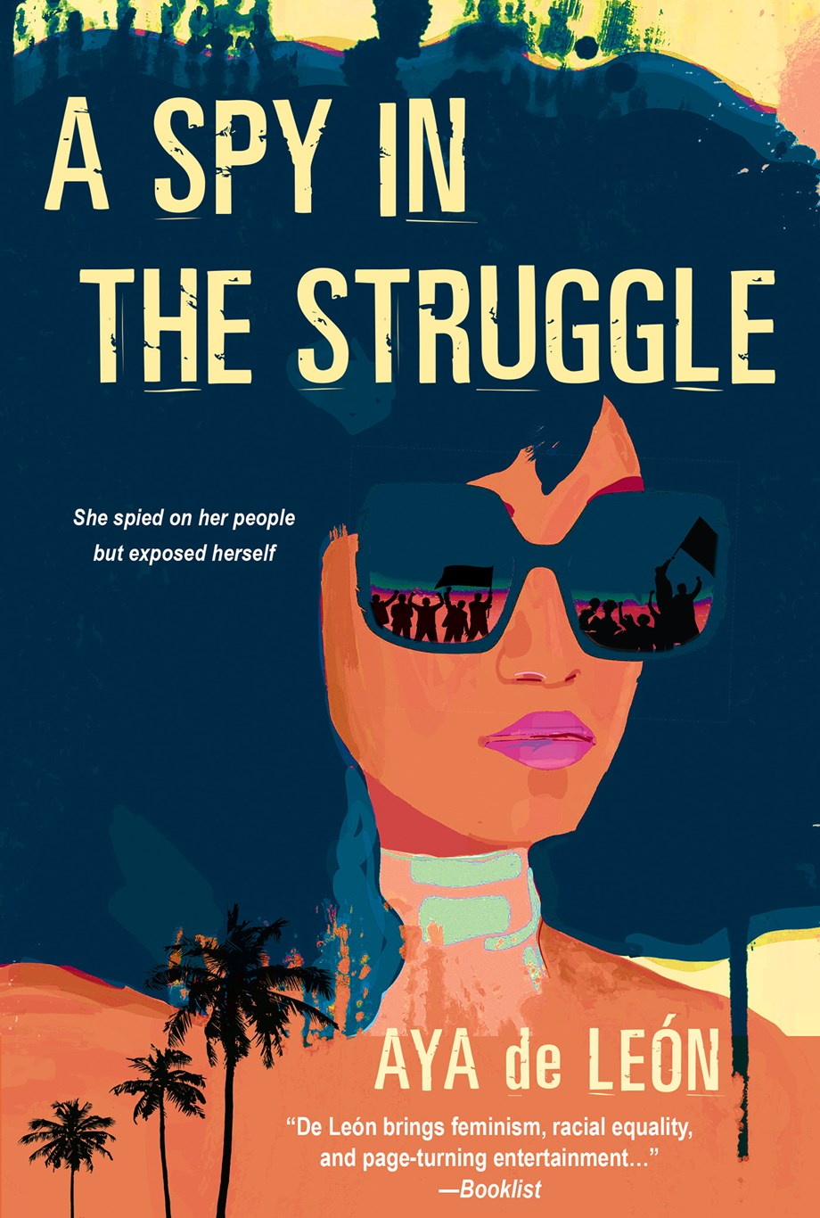 "Image for ""A Spy in the Struggle"""