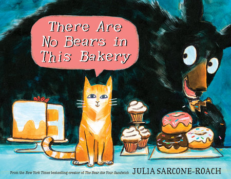 One of the picture books to be read in the Goldfinch Book Club is:  There Are No Bears in This Bakery