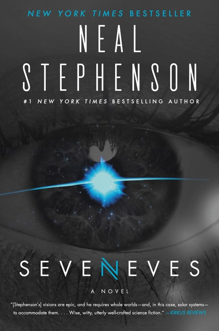 "Image for ""Seveneves"""