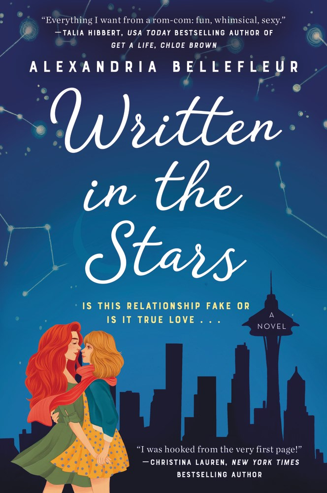 "Image for ""Written in the Stars"""