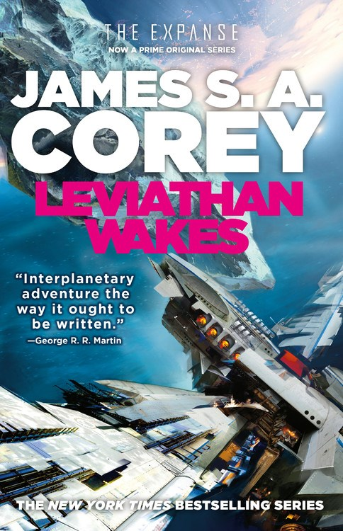 "Image for ""Leviathan Wakes"""