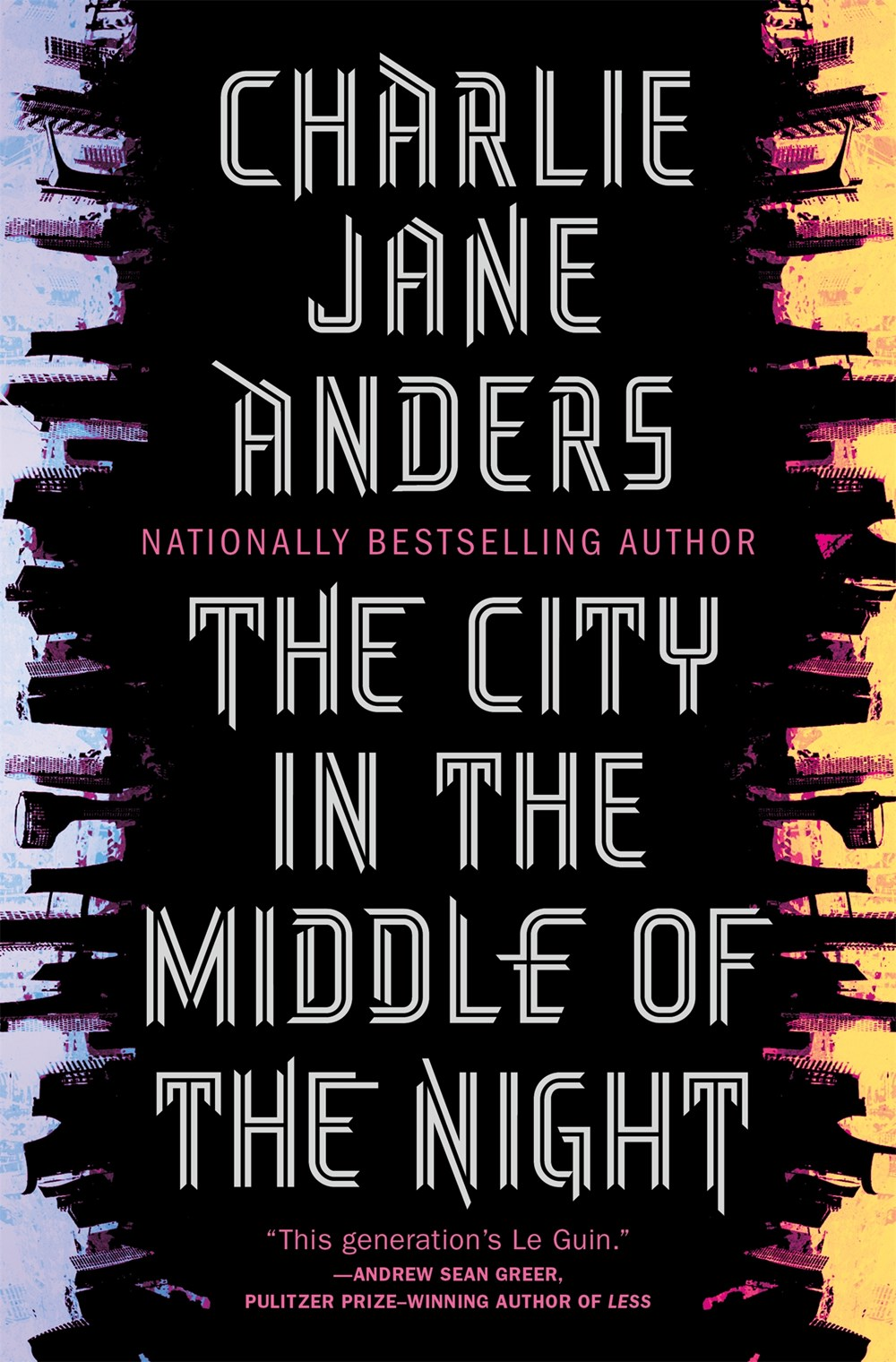 "Image for ""The City in the Middle of the Night"""