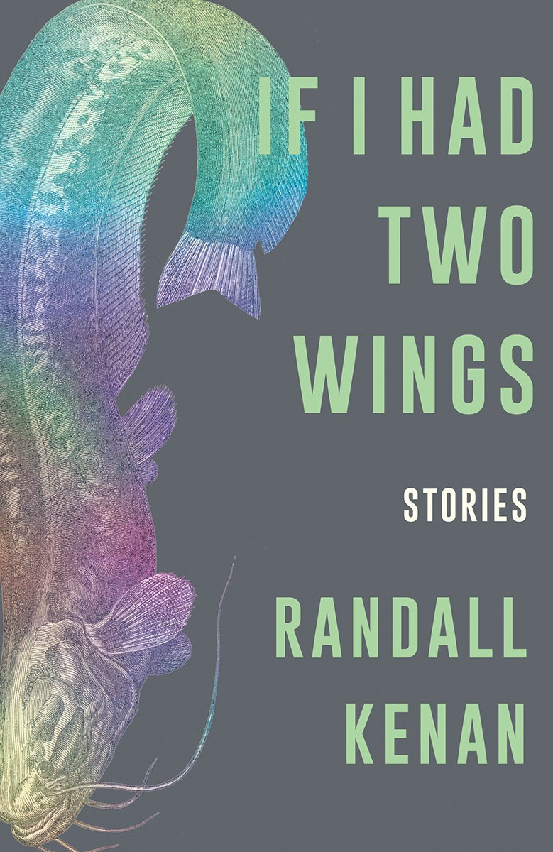 "Image for ""If I Had Two Wings: Stories"""