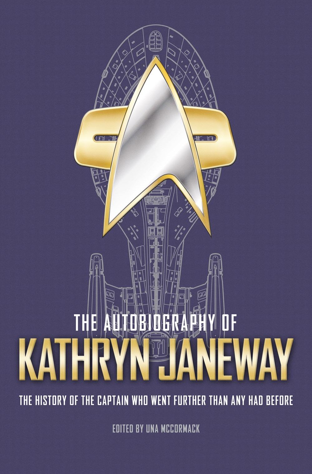 "Image for ""The Autobiography of Kathryn Janeway"""