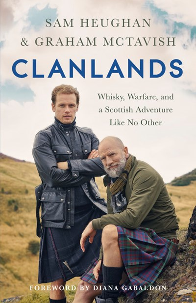 "Cover of ""clanlands"""