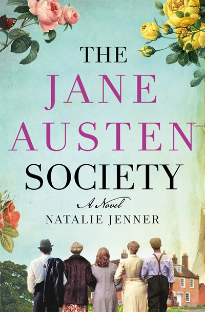 "Cover of ""The Jane Austen Society"""