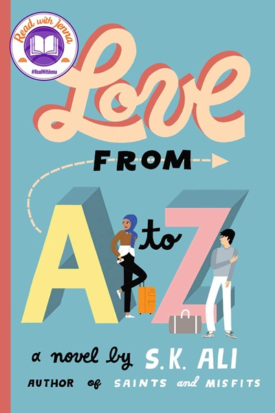 Cover of Love From A to Z