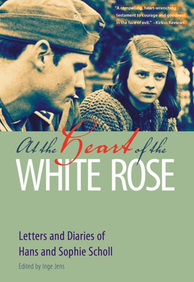 "cover of ""At the Heart of the White Rose"""