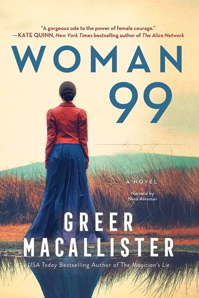 Cover of Woman 99