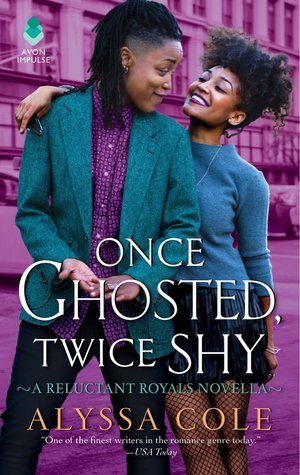 "Image for ""Once Ghosted, Twice Shy"""