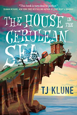 "Image for ""The House in the Cerulean Sea"""