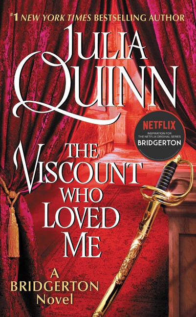 "Image for ""The Viscount Who Loved Me"""