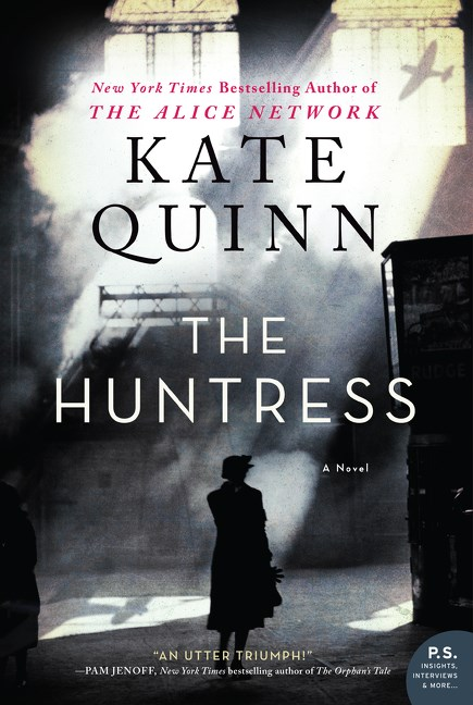 "Image for ""The Huntress"""
