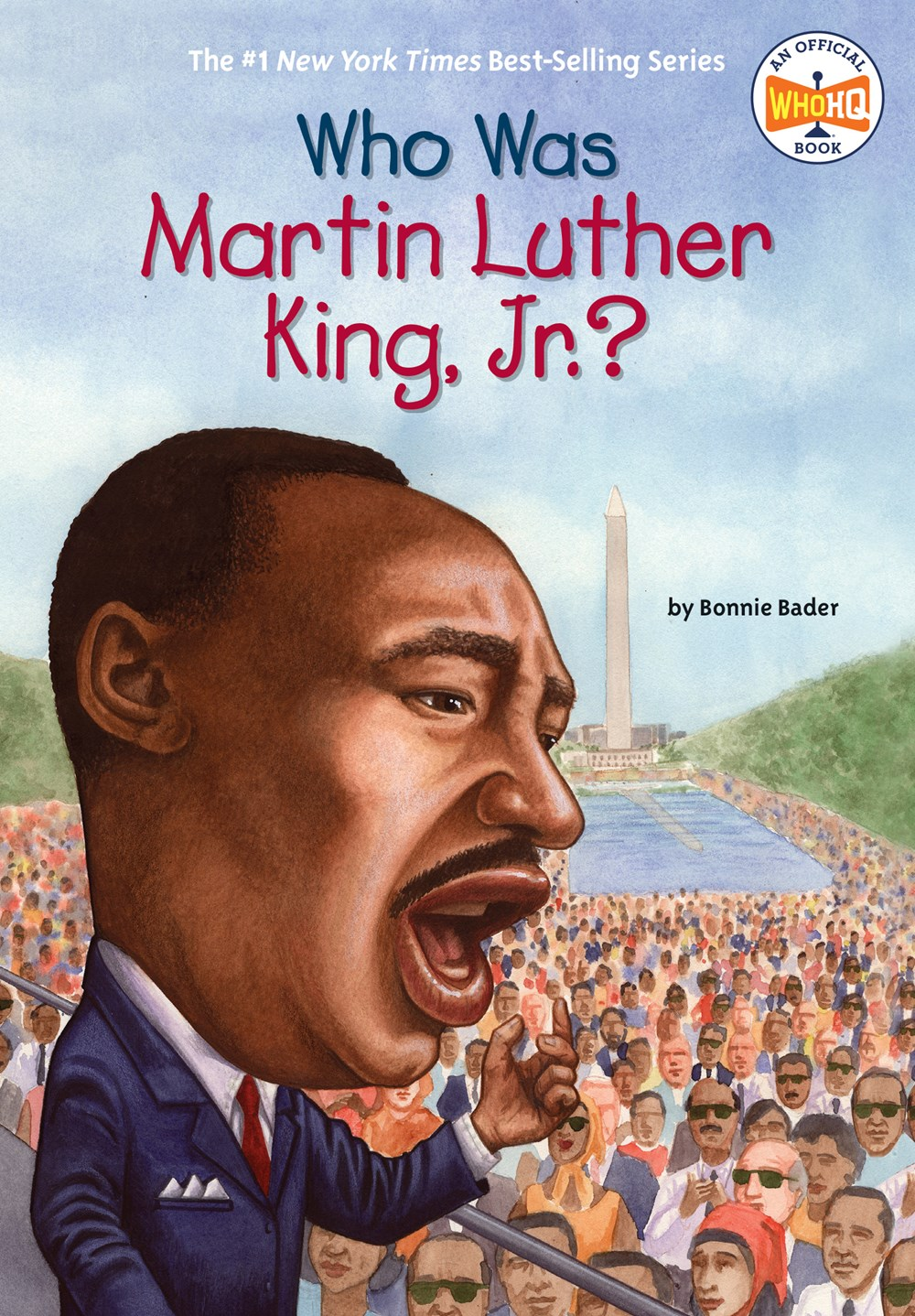 "Image for ""Who was Martin Luther King, Jr.?"""