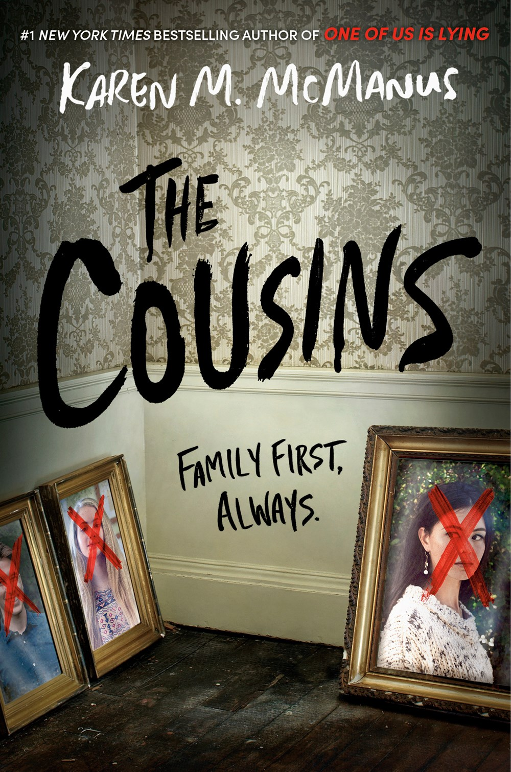 "Image for ""The Cousins"""