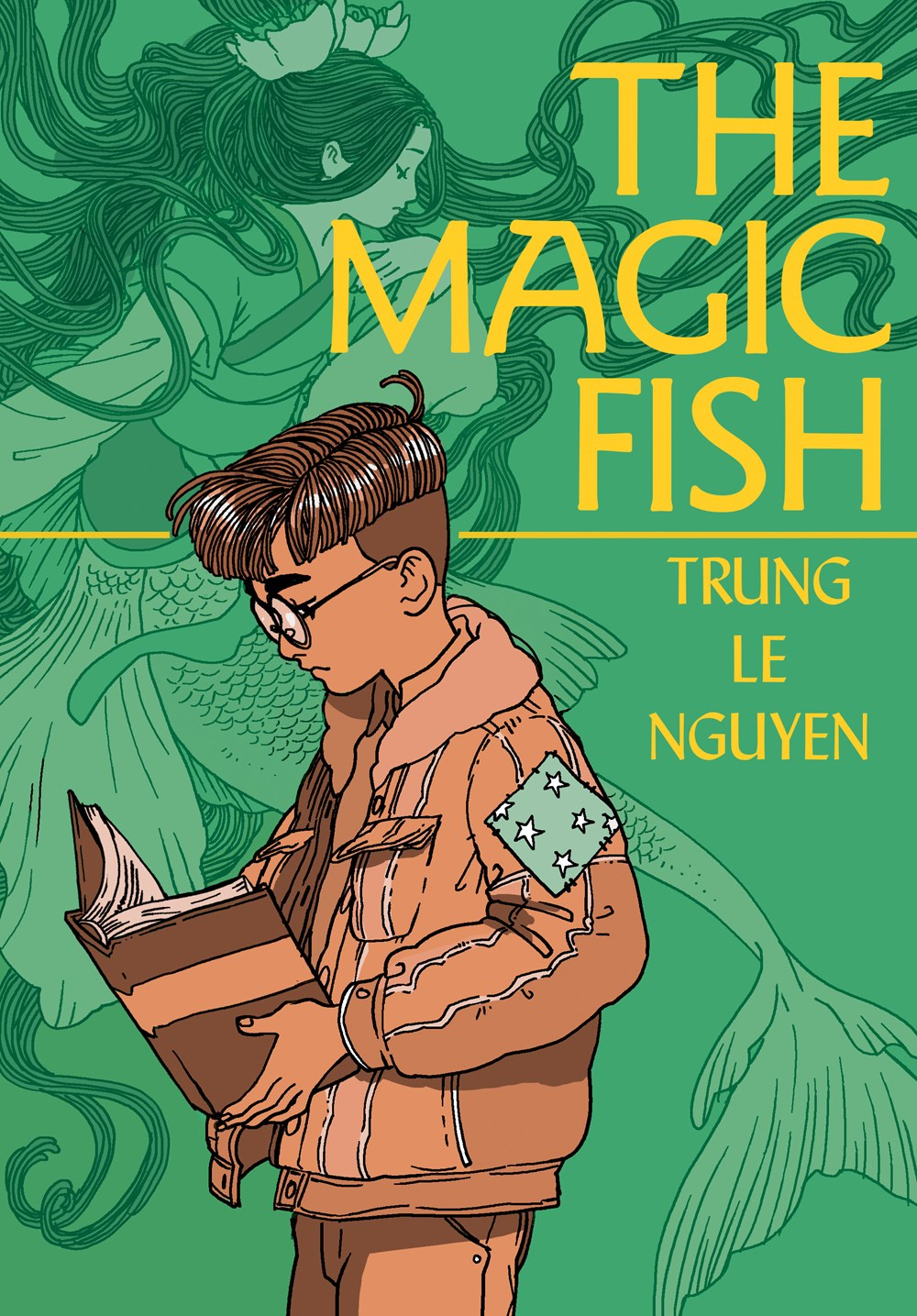 "Image for ""The Magic Fish"""
