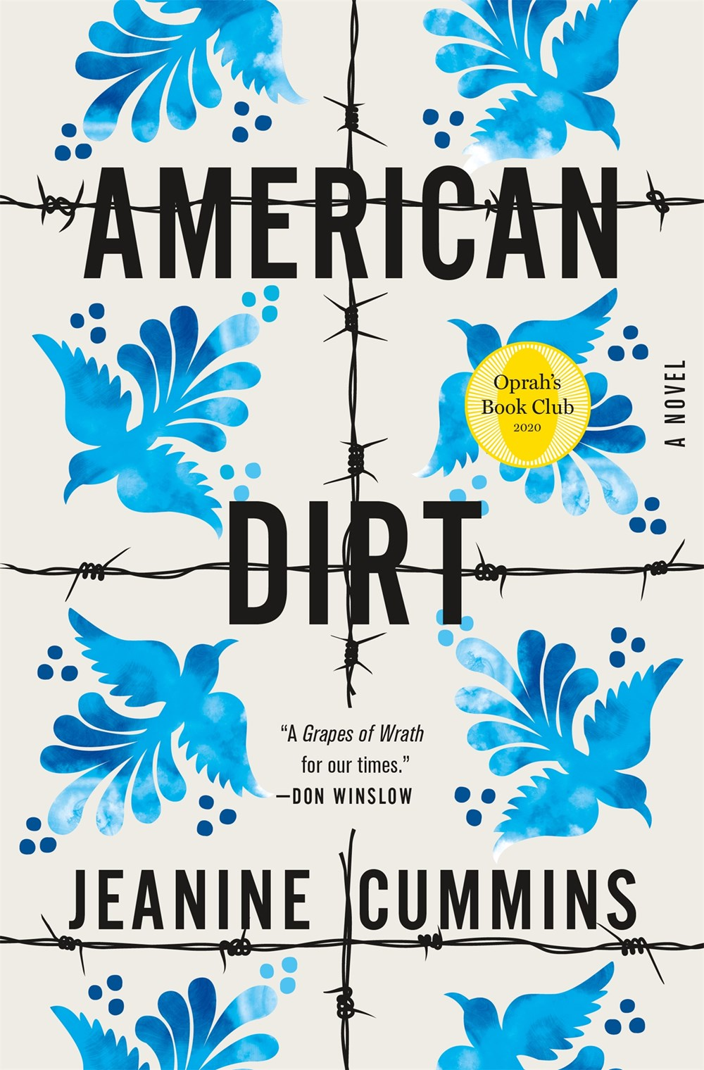 "Image for ""American Dirt"""