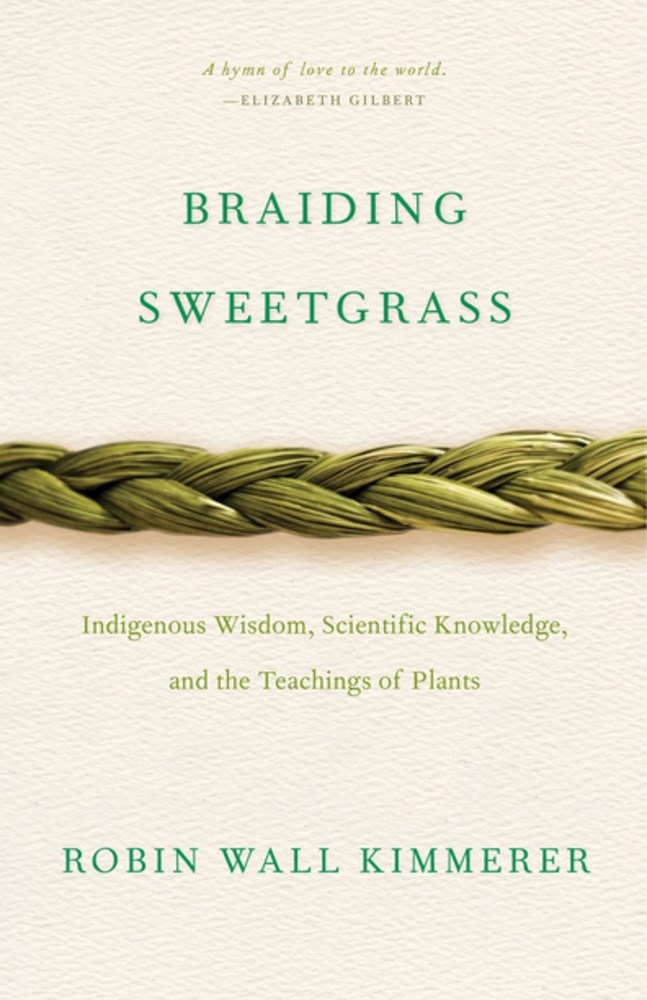 "Image for ""Braiding Sweetgrass"""
