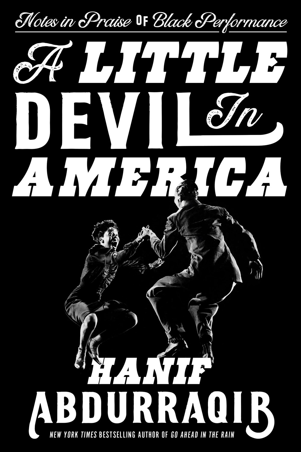 "Image for ""A Little Devil in America"""