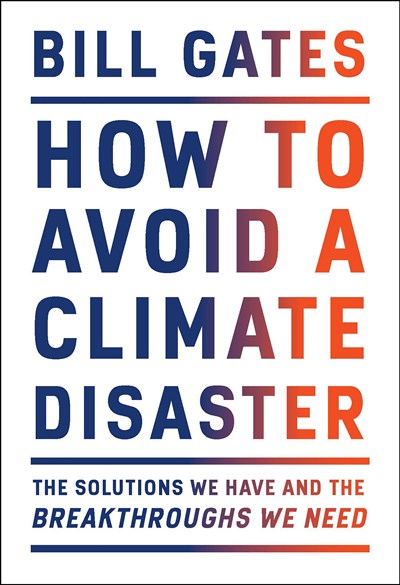 "Image for ""How to Avoid a Climate Disaster"""