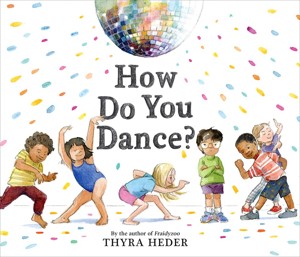 Cover Image for How Do You Dance?