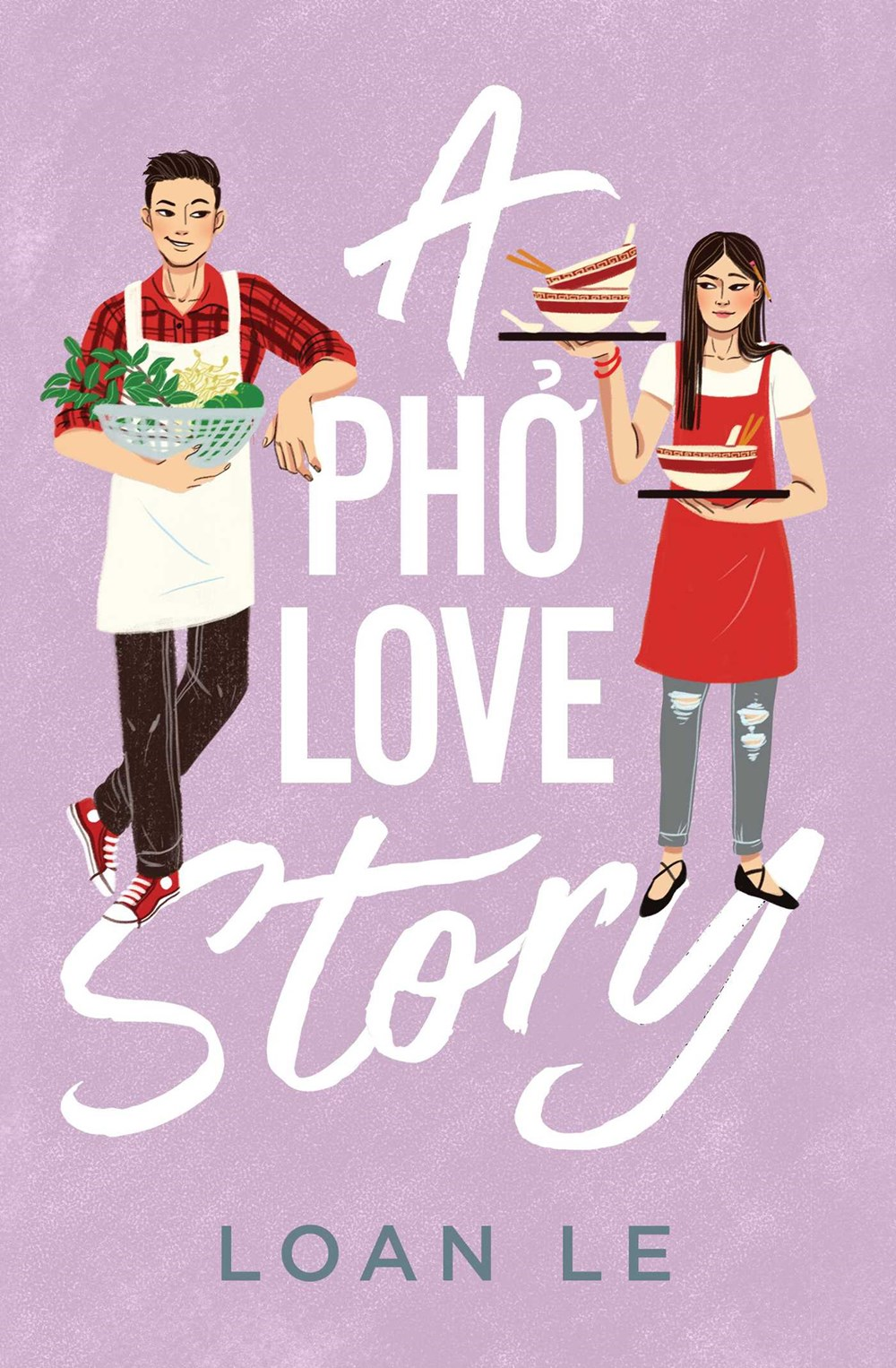 "Image for ""A Pho Love Story"""
