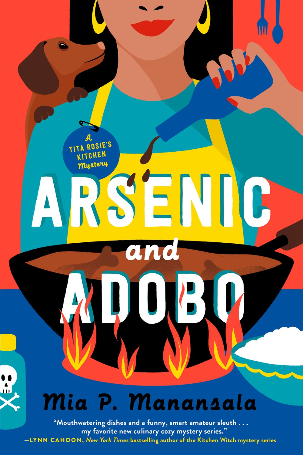 "Image for ""Arsenic and Adobo"""
