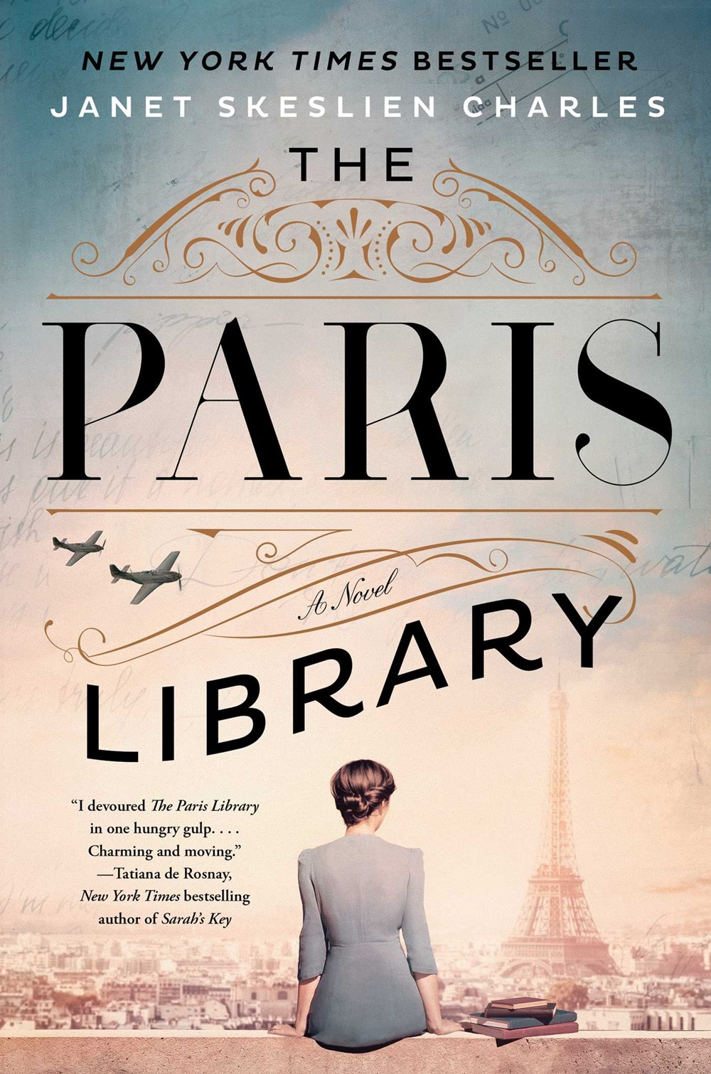 "Image for ""The Paris Library"""