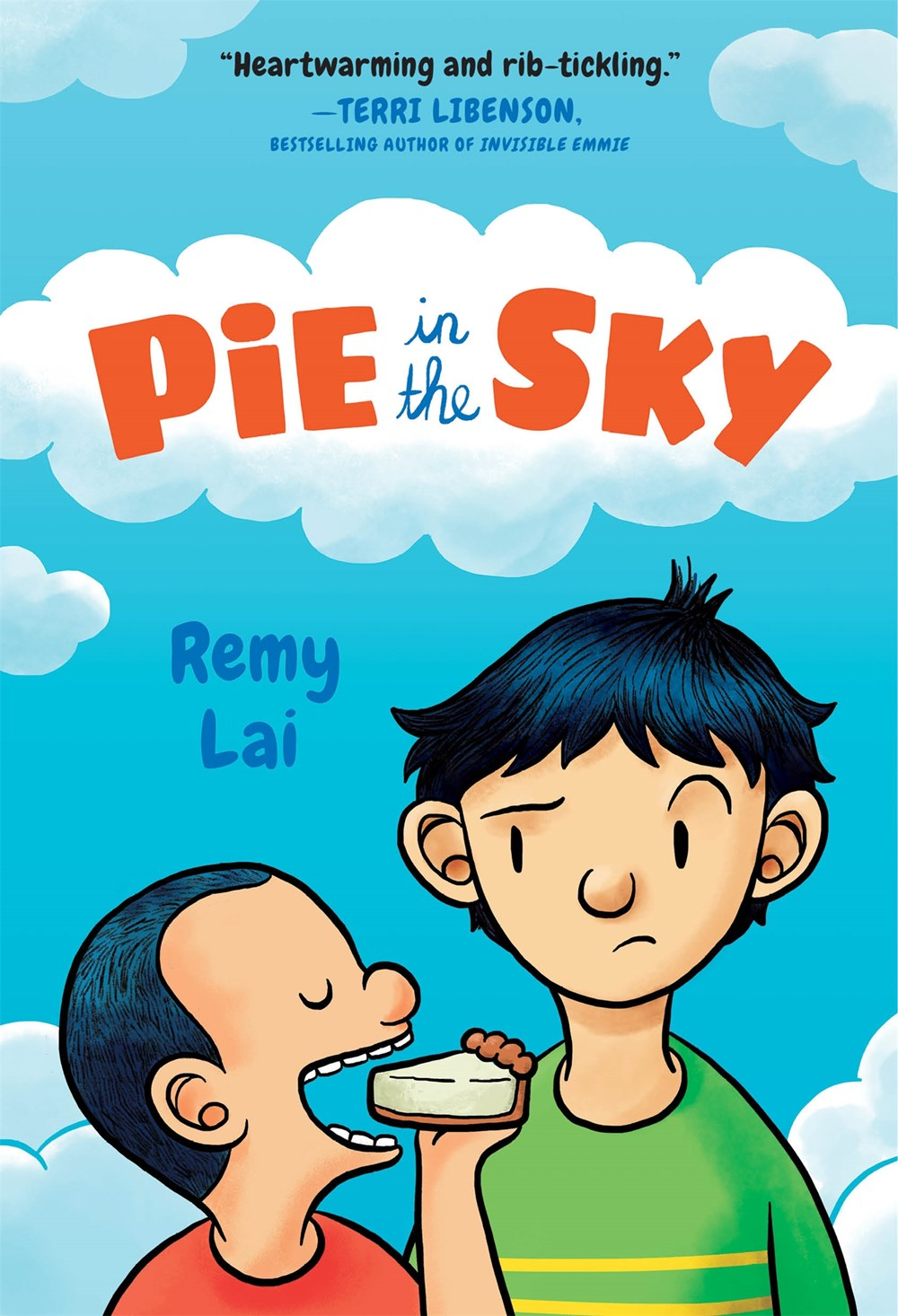 "Image for ""Pie in the Sky"""