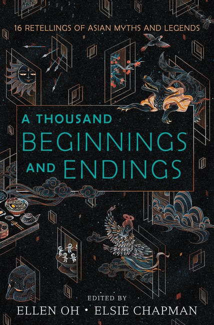 "Image for ""A Thousand Beginnings and Endings"""