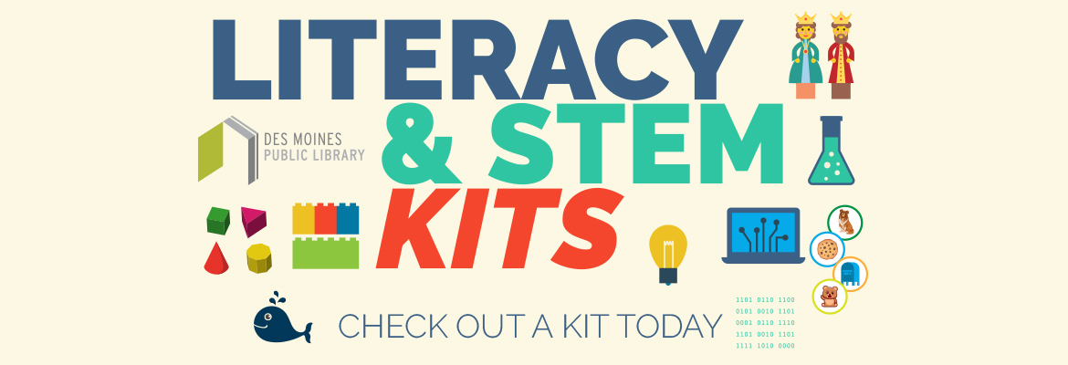 Literacy and STEM Kits