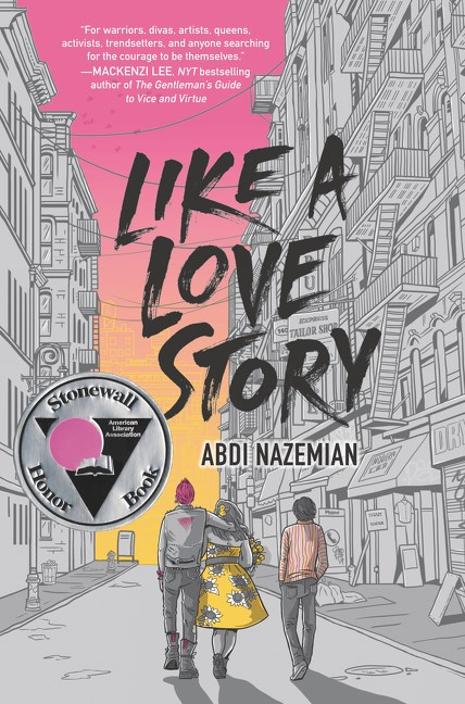 "Image for ""Like a Love Story"""