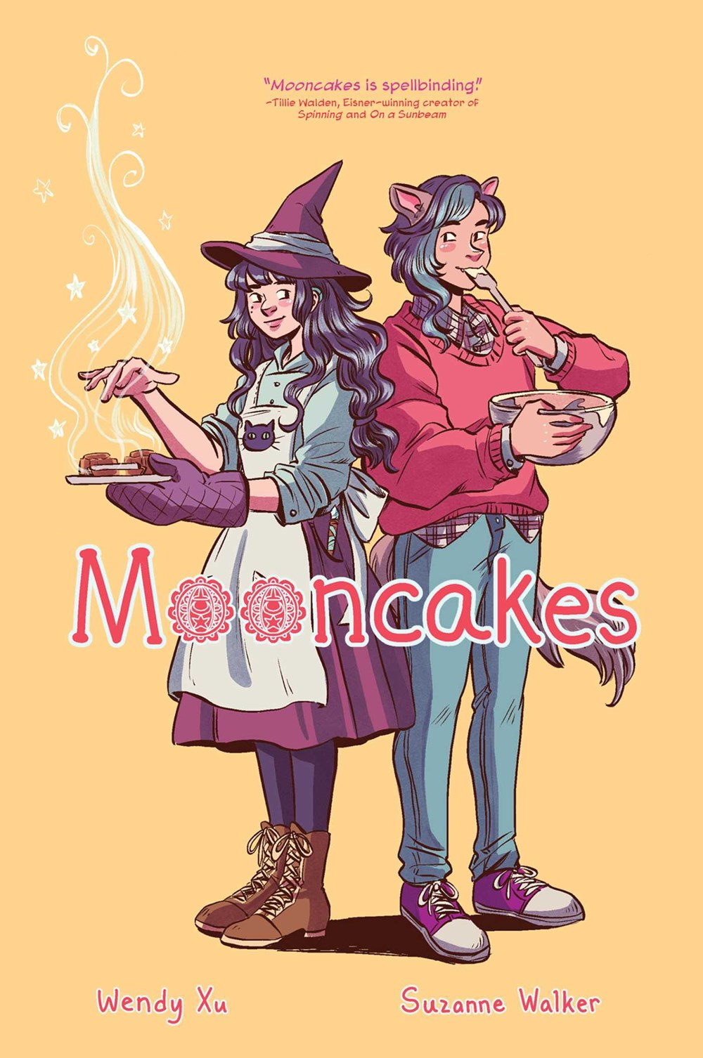"Image for ""Mooncakes"""
