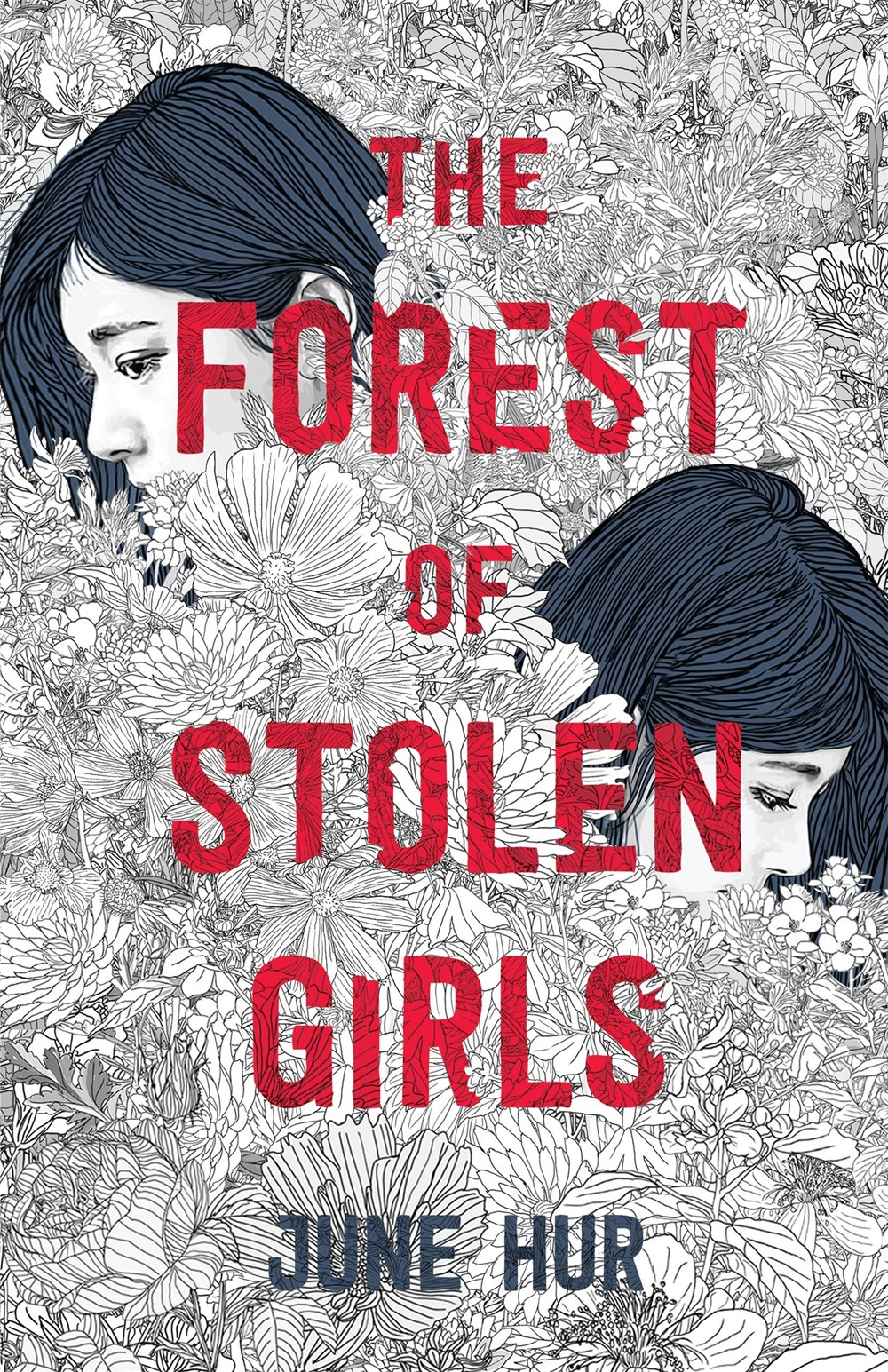 "Image for ""The Forest of Stolen Girls"""