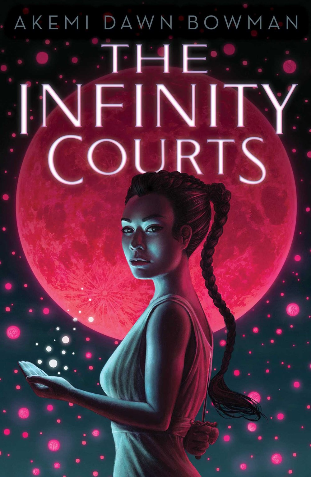"Image for ""The Infinity Courts"""