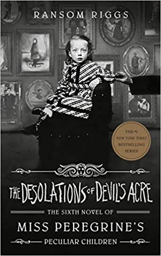 image for 'desolations of devil's acre'