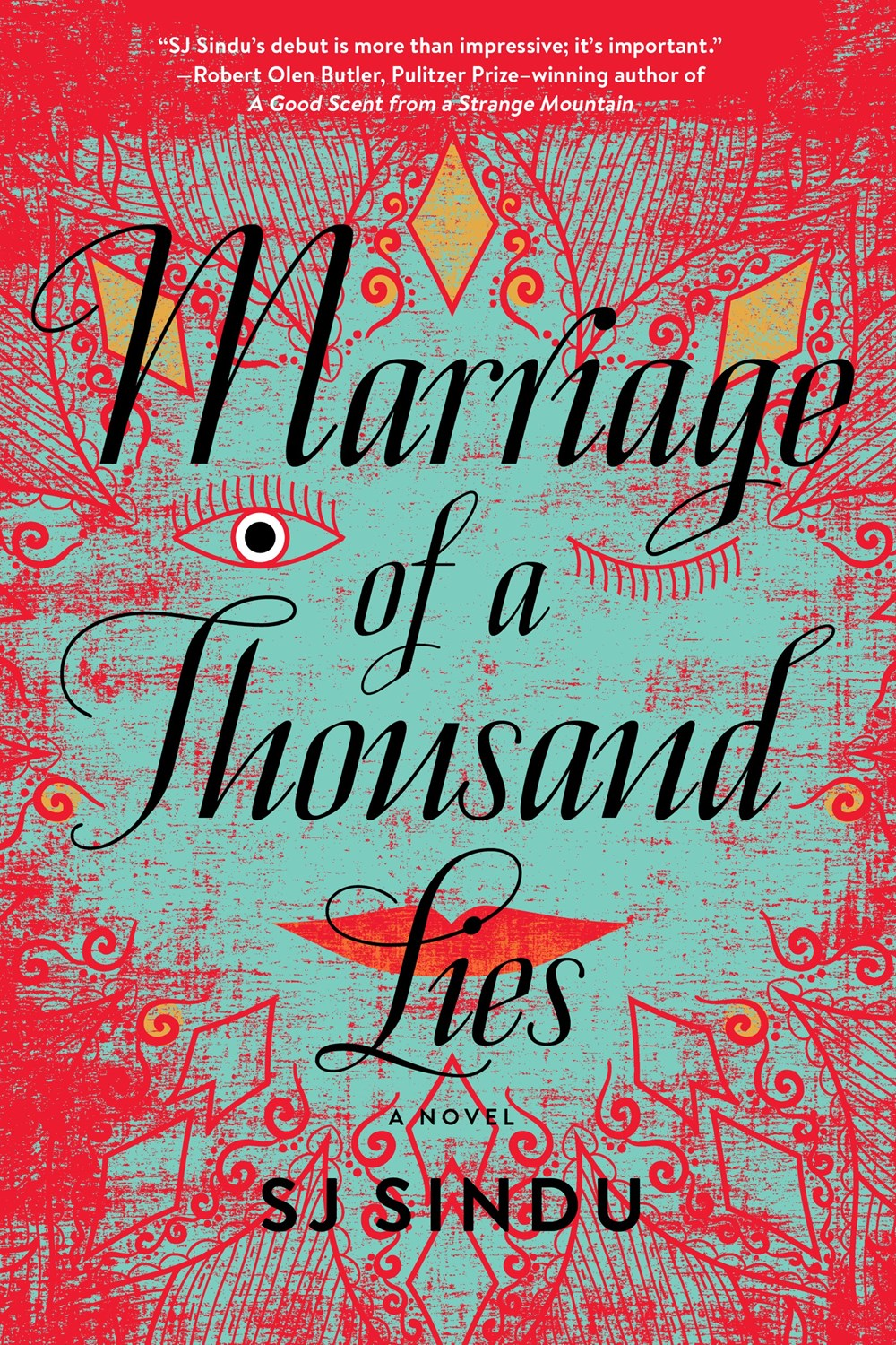 "Image for ""Marriage of a Thousand Lies"""