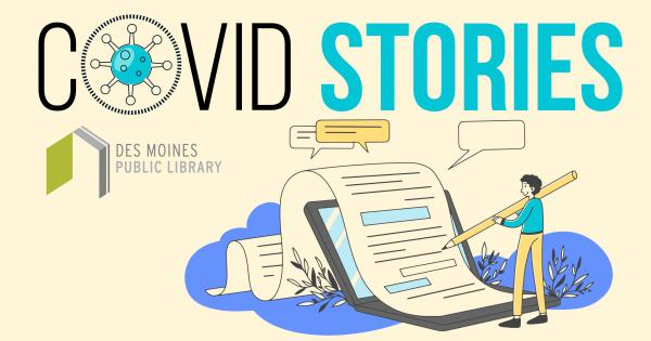 COVID Stories Header