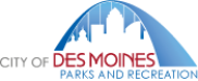 City of Des Moines Parks and Recreation logo