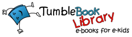 TumbleBook Library eBooks for Kids logo