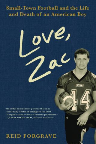 Love Zac Book Cover